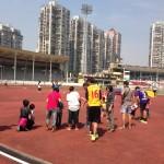 幼兒田徑訓練